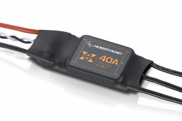 XRotor 40A Wire Leaded ESC