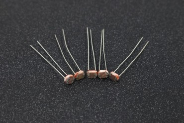 Light Dependence Resistor or Light Sensor