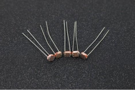 Light Dependence Resistor or Light Sensor