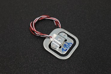 50kg Half-Bridge Load Cell Sensor for Experiments Human Body Scale