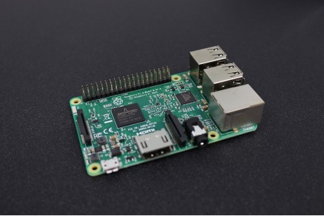 Raspberry Pi 3 (Model B)