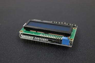 LCD Keypad Shield for Arduino Dev Board