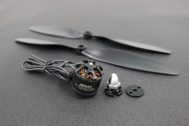 EMAX Multicopter Motor MT2216 ( 810KV - CW - With Prop1045 Combo )