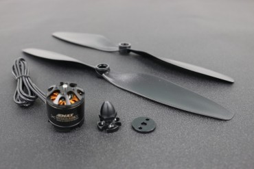 EMAX Multicopter Motor MT2216 ( 810KV - CCW - With Prop1045 Combo )