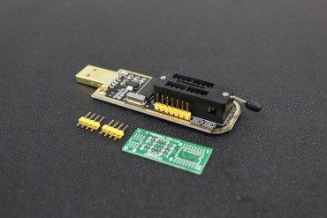 CH341A EEPROM Flash BIOS USB Programmer with Software & Driver