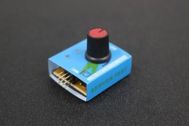 3Channel Digital Multi Servo ECS Tester