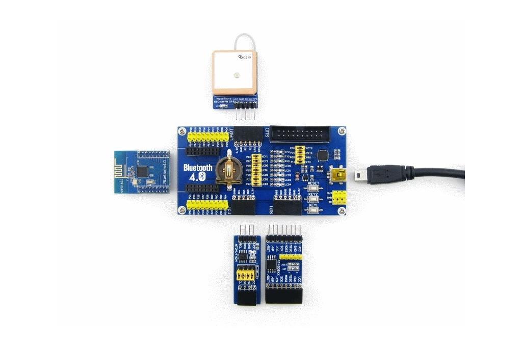 NRF51822 Eval Kit - Green Electronics Store