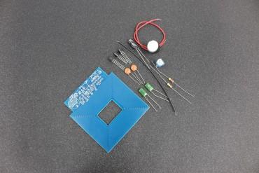 Portable Simple Diy Metal Detector Kit Green Electronics Store