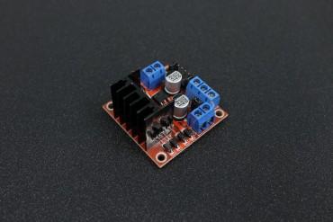 L298N Dual Bridge DC Stepper Controller Control Motor Driver module