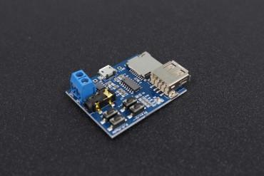TF Card U Disk MP3 Format Decoder Board Module
