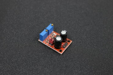 555 Base Frequency Adjustable Oscillation Module
