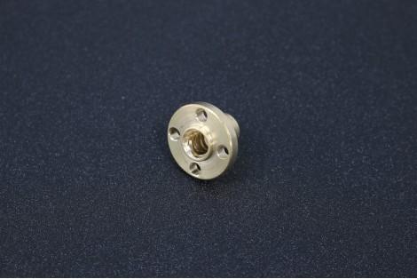 M8 Trapezoidal Screw Copper Nut