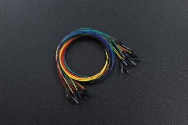 50cm Female to Female Dupont Jumper Wire