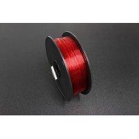 WANHAO Classis Filament ( PLA Translucent Red / Part No. 0202041 )