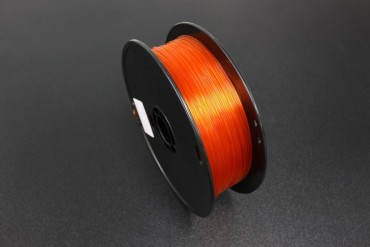 WANHAO Classis Filament ( PLA Translucent Orange / Part No. 0202042 )