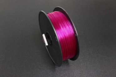 WANHAO Classis Filament ( PLA Translucent Purple / Part No. 0202043 )