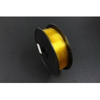 WANHAO Classis Filament ( PLA Translucent Yellow / Part No. 0202044 )