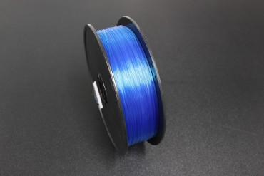WANHAO Classis Filament ( PLA Translucent Blue / Part No. 0202046 )