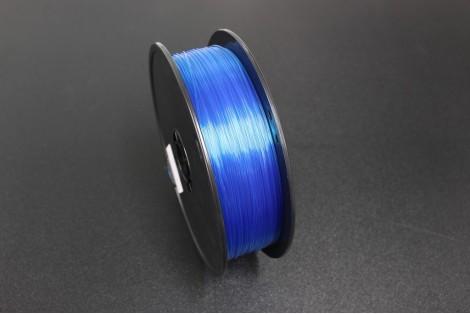 WANHAO Classis Filament ( PLA Translucent Blue / Part No. 0202046 )