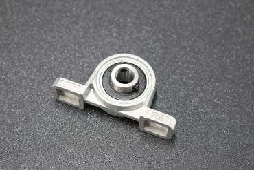 8mm KP08 Zinc Alloy Pillow Block Mounted Ball Bearing