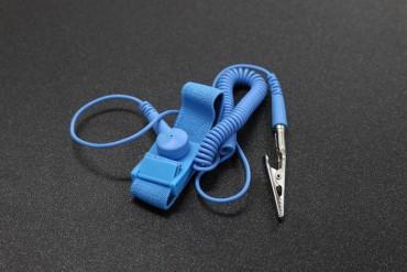 Wire Wrist Strap Static Dissipative