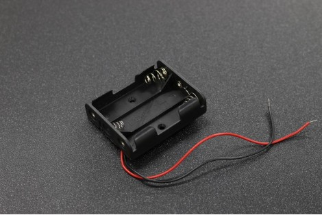 3 x AA 1.5V Battery Case with 15cm  Wire