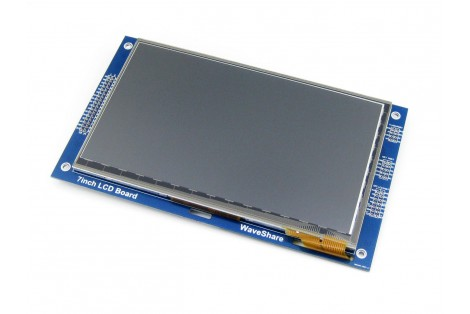 7inch Capacitive Touch LCD (C)