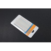 400-Point Mini Solderless Bread Board With Color Bar