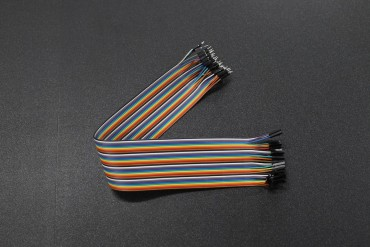 40cm 40 Pin Male to Female Jumper Wire Dupont Cable