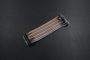20cm 40 Pin Male to Male Jumper Wire Dupont Cable
