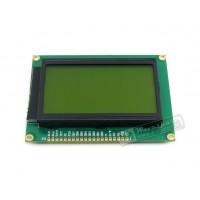 LCD12864-ST (3.3V Yellow Backlight)