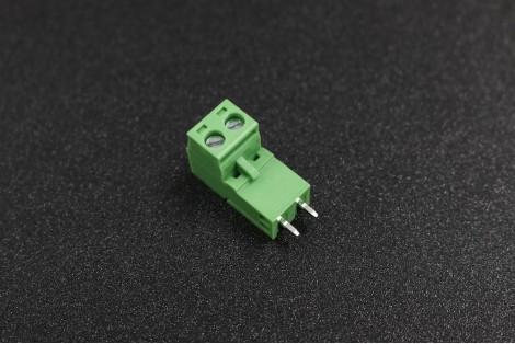 5.08mm 300V 10A 2-Pin Straight Plug In PCB Terminal Blocks