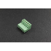 5.08mm 300V 10A 5-Pin Curve Plug In PCB Terminal Blocks