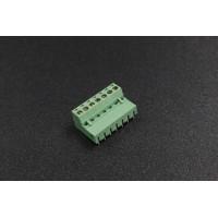 5.08mm 300V 10A 7-Pin Curve Plug In PCB Terminal Blocks