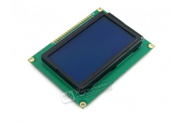 LCD12864-ST (3.3V Blue Backlight)