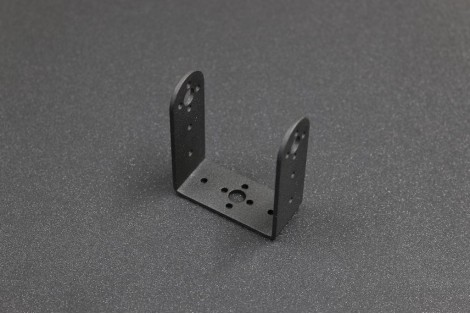 Aluminium Long U Type Servo Bracket ( Long Type )