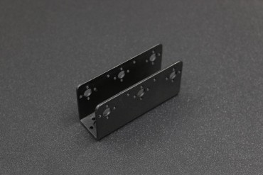 Aluminium Long U Channel Servo Bracket