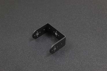 Aluminium Offset Servo Bracket ( Short Type )