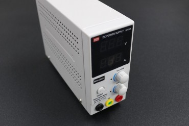MCH K305D Mini Switching Adjustable DC Power Supply (30V 5A)