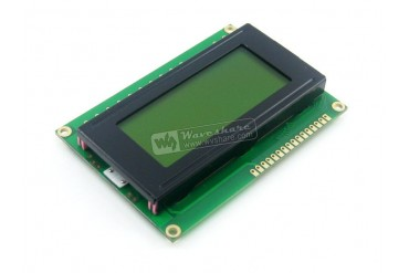 LCD1604 (5V Yellow Backlight)