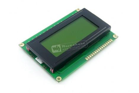 LCD1604 (5V Yellow Backlight)