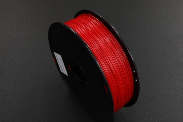 WANHAO Classis Filament ( ABS Red / Part No. 0201008 / 1.75mm )
