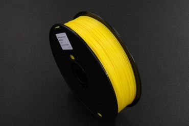 WANHAO Classis Filament ( ABS Yellow / Part No. 0201011 / 1.75mm )