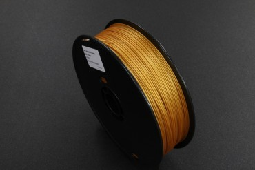 WANHAO Classis Filament ( ABS Gold / Part No. 0201016 / 1.75mm )