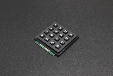 4 x 4 Plastic Keypad Module
