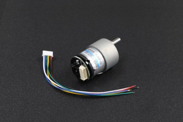 GM37-520 Gear Motor with encoder ( 320RPM )