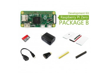 Raspberry Pi Zero Package B, with Official Case