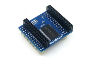 IS62WV51216BLL SRAM Board
