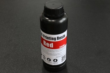 Wanhao 3D Printing Resin ( Red 500ML )