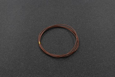 1 Meter 26AWG UL1007, 7/0.12TS ( Brown )